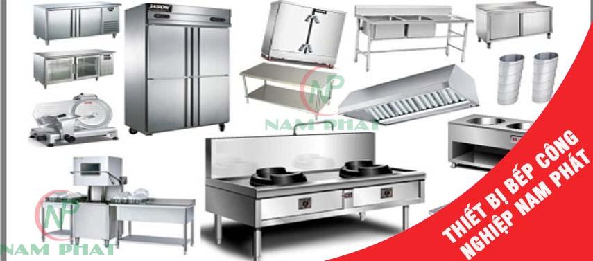 Thiết bị bếp công nghiệp Nam Phát