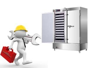 Dịch vụ sửa tủ cơm công nghiệp nhanh chóng tại Hà Nội