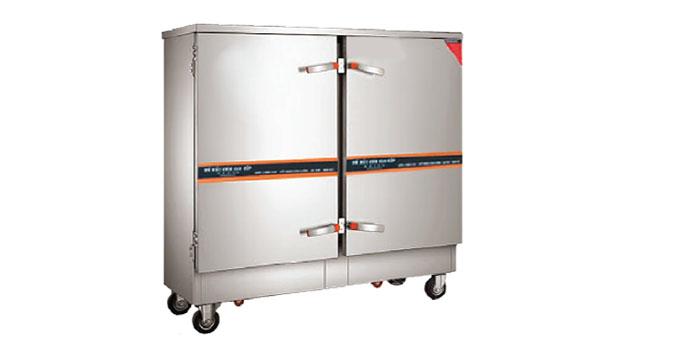 Tủ cơm công nghiệp dùng gas và điện